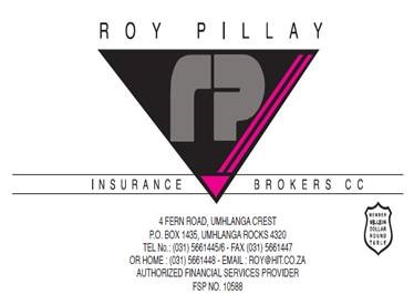 Roy Pillay